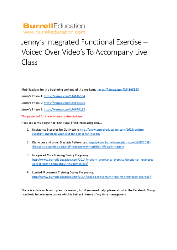Voiced-Over-Functional-Exercises